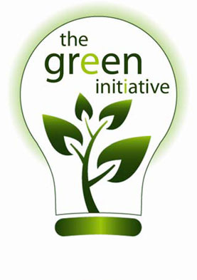 logo to show we are a green initiative guesthouse